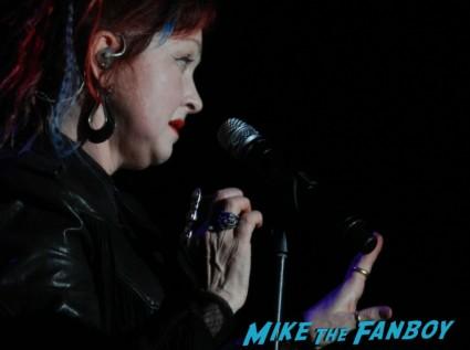 cyndi lauper greek theater live in concert 2013 she's so unusual 041