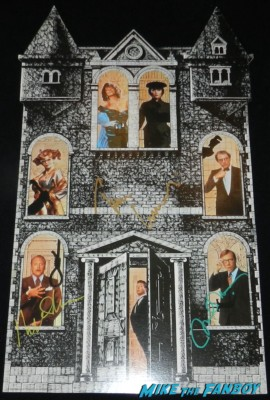 clue the movie original mobile signed my martin mull tim curry michael mckean signing autographs for fans spinal tap 005