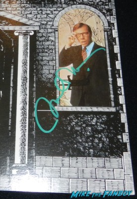 michael mckean signed autograph clue the movie original mobile michael mckean signing autographs for fans spinal tap 008