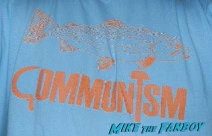 Clue: The Movie Communism Is A Red herring shirt