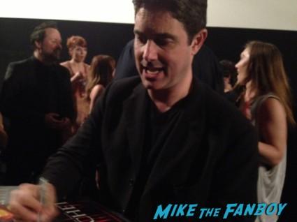 zach galligan signing autographs Hatchet 3 Movie Premiere Report! With Zach Galligan! Kane Hodder! Derek Mears! Sid Haig! BJ McDonnell! Danielle Harris! Autographs! Photos! And More!