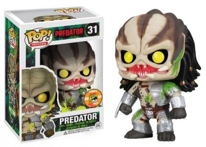 Funko predator SDCC 2013 San Diego Comic Con pop