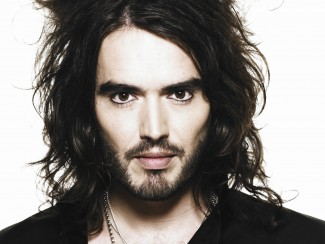 """russell brand rare promo headshot rolling stone interview katy perry rare headshot red carpet photo promo Style: """"dc_rb_280906"""""""