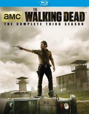 The Walking Dead complete third season mcfarlane zombie head tank set rare cover art key