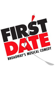 zachary levi first date broadway poster rare