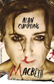 alan cumming macbeth broadway poster promo