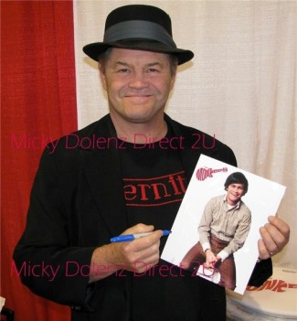 Mickey Dolenz signed autograph monkee's photo rare promo