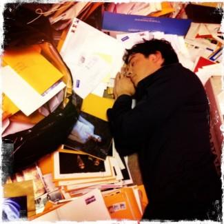 Ian Somerhalder signing autographs hot sexy vampire diaries star fanamil