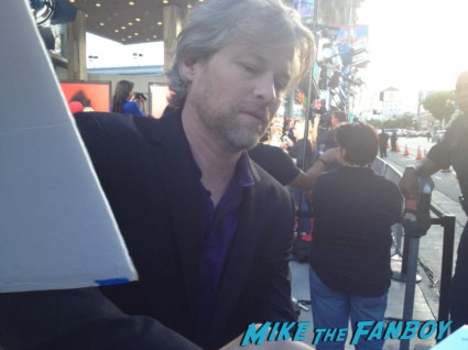 todd lowe signing autographs true blood season 6 premiere red carpet anna paquin alexander skarsgard hot rare
