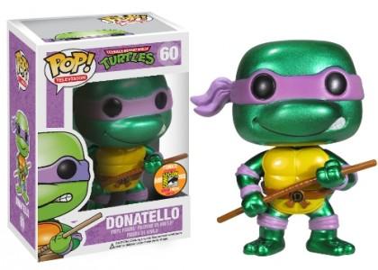 Funko Teenage Mutant Ninja Turtles SDCC 2013 San Diego Comic Con pop