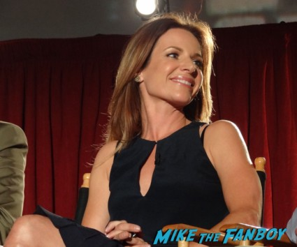 Jessalyn Gilsig vikings cast q and a television academy 088