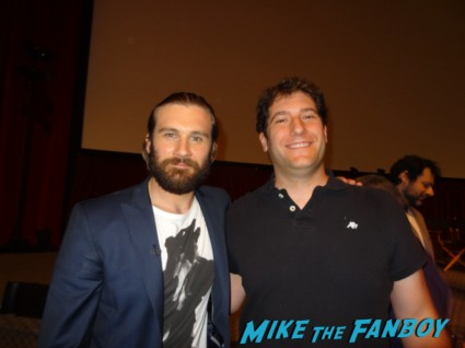 clive standen signing autographs fan photo vikings cast q and a television academy 206