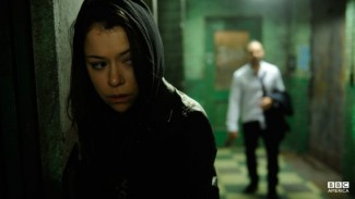 Orphan black blu ray cover key art rare promo