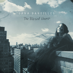 sara barielles cd cover the blessed unrest rare