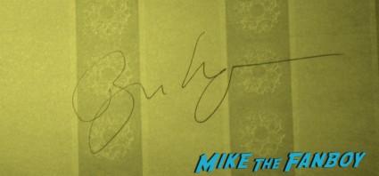 Brian Kessinger signed walking your octopus book rare promo