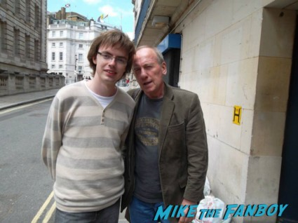 Christopher Timothy fan photo rare promo hot signing autographs for fans
