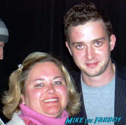 Eddie Kaye Thomas fan photo signing Autographs for fans