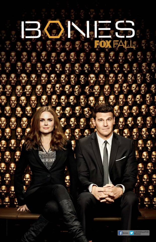 Bones sdcc 2013 promo poster FOX Booth promo