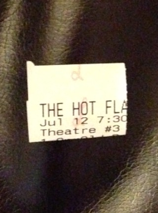 Hot Flashes Ticket