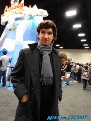 San Diego Comic Con cosplay 2013 rare promo