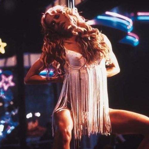 Daryl Hannah Dancing with the Blue Iguana