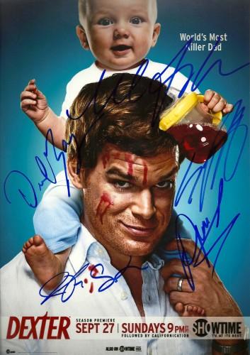 Dexter Filming Location Autograph #6
