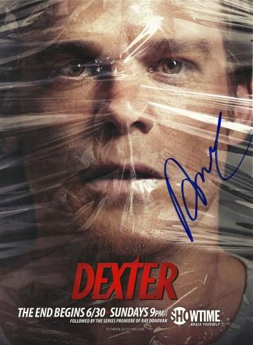 Dexter Filming Location Autograph #9