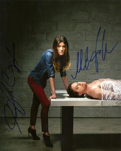 Dexter Filming Location Autograph #2