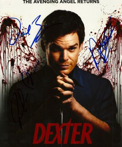Dexter Filming Location Autograph #4