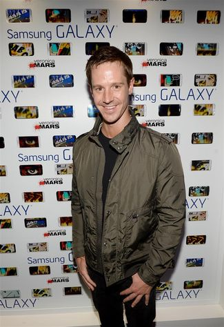 Jason Dohring attends the after party for Veronica Mars at The Samsung Galaxy Experience on July 19, 2013 in San Diego, California.