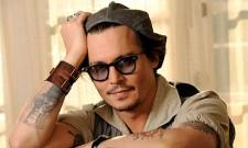 Johnny Depp in October 2011