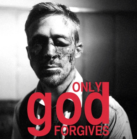 Ryan gosling beat to shit only god forgives
