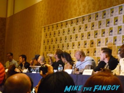 Marvel press conference guardians of the galaxy promo still rare sdcc san diego comic con