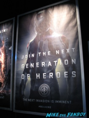 Ender's Game Off Site experience sdcc 2013 rare promo