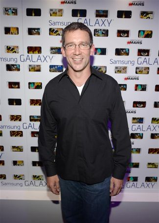 Rob Thomas Veronica Mars Movie attends the after party for Veronica Mars at The Samsung Galaxy Experience on July 19, 2013 in San Diego, California.
