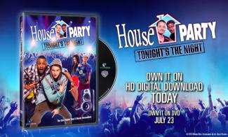 house party 5 dvd rare promo rare