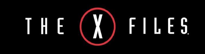 The X-Files logo rare promo 20th anniversary autograph signing comic con