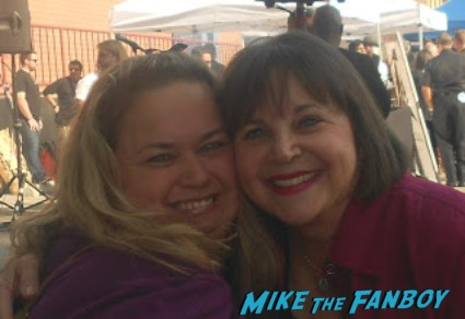 cindy williams signing autographs for fans fan photo rare promo laverne and shirley star