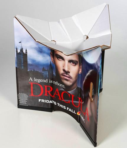 comic-con-box-seat jonathan ryes myers dracula rare promo