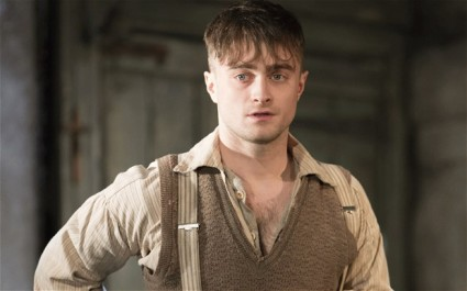The Cripple Of Inishmaan press promo still daniel radcliffe promo photo harry potter