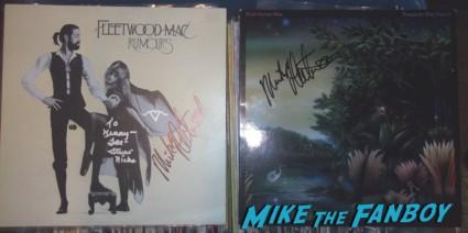 fleetwood mac signed autograph rumors album signature autograph rare promo signing autographs