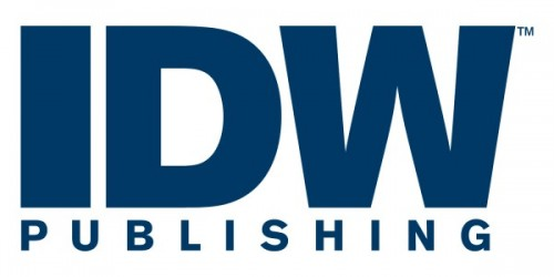 idw publishing logo san diego comic con 2013