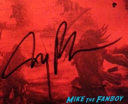 jerry bruckheimer signed autograph pirates dvd cover rare promo hot signature rare