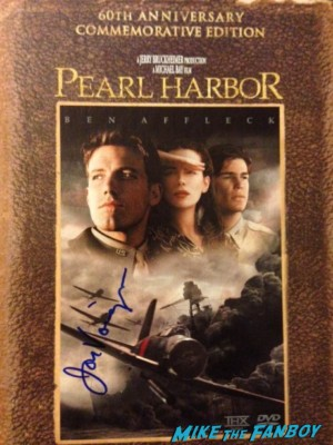 jerry Bruckheimer and jon voight signed autograph dvd cover rare promo kate beckinsale auto