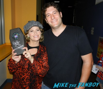 kristy swanson Fan photo rare now 2013 signing autographs for fans buffy the vampire sla 047
