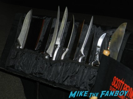 dexter prop knives season 8  meeting michael c hall dexter podcast wrap up 001