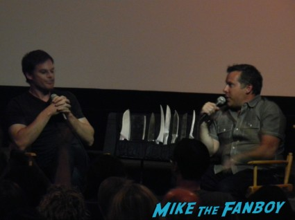 Michael C. Hall podcast wrap up live q and a rare meeting michael c hall dexter podcast wrap up 011