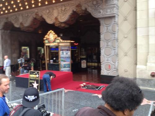 Jerry Bruckheimer Star Ceremony