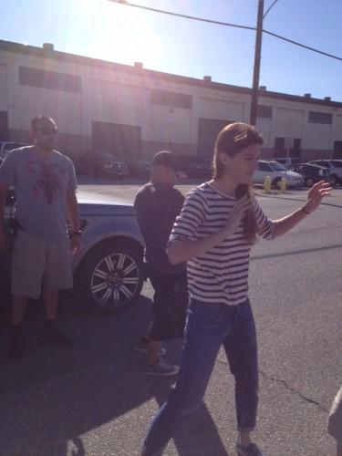 Jennifer Carpenter racking her life away 3