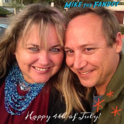 pinky and keith coogan on the 4th of July